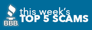 This weeks top 5