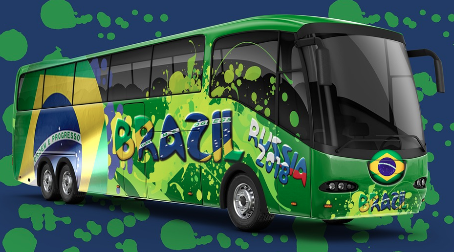 brazil bus travel packages