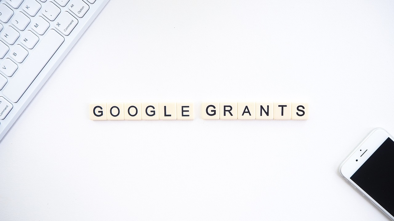 google foundation grant