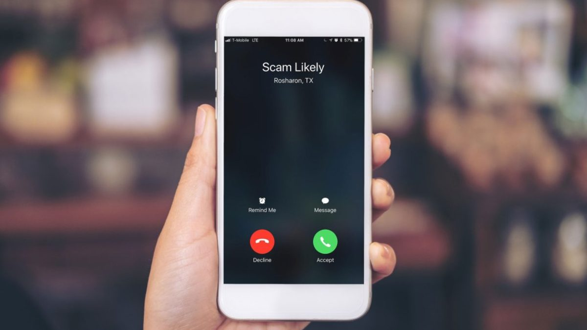 how to block scam likely calls