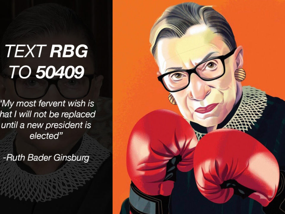 text RBG to 50409