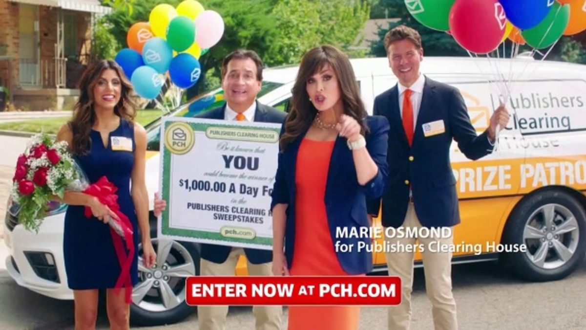 publishers clearing house sweepstakes