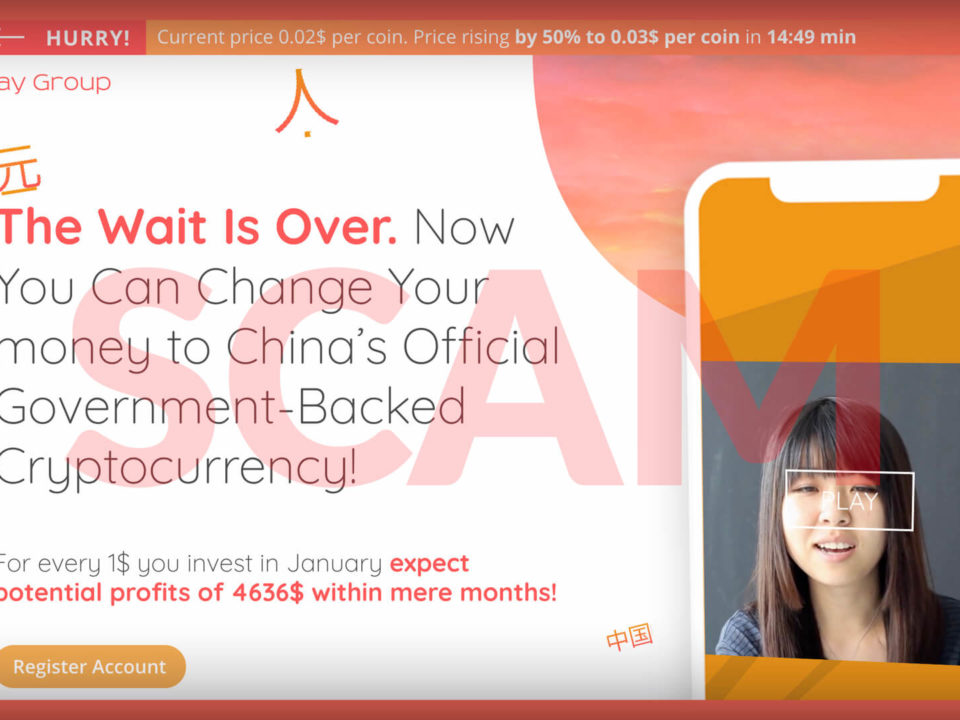 yuan pay group scam